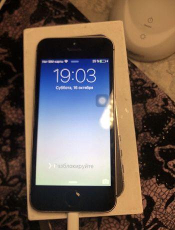 Iphone 5s ios9.2.2 продам или обмен