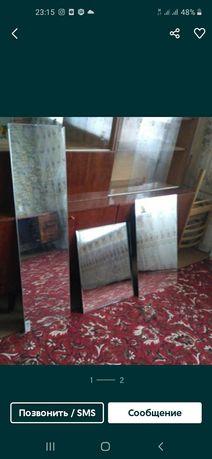 Зеркала,стекла разных обемов
