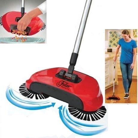 Автоматична четка за за бързо и лесно почистване на под