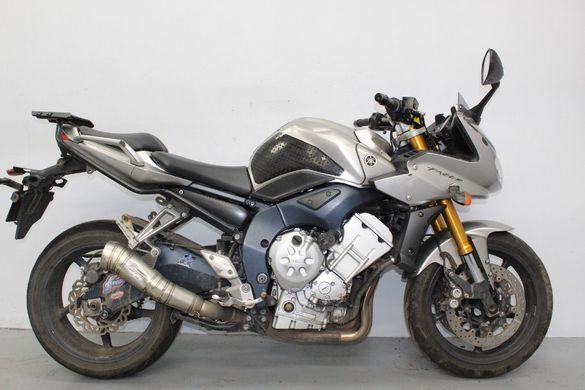 Yamaha FZ1 на части