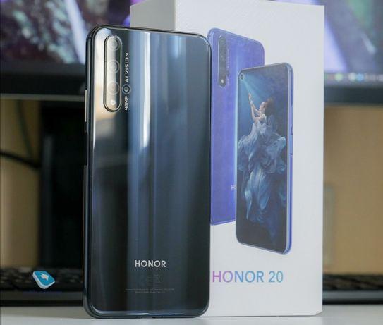 Телефон Honor 20 black