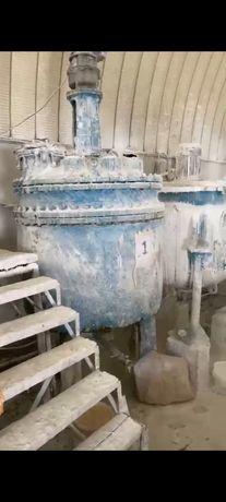 Реактор миксер якорный оборудование