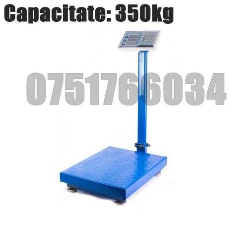 Cantar Platforma Electronic Rabatabil 350kg Baterie LIVRAREA GRATUITA