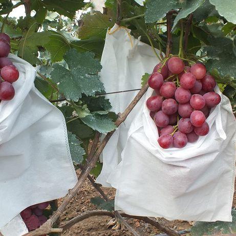 Мешки для винограда от ос и птиц