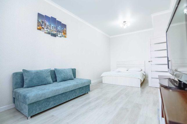 1 комнатная в ЖК Алматау, проспект Кабанбай батыра 29