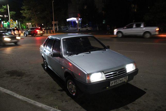 ПуШкА.  Ваз 21099