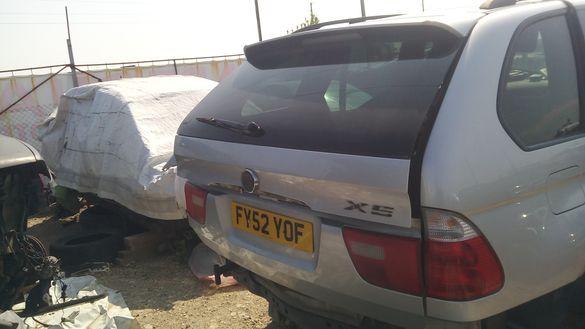 Заден капак врата БМВ Х5 Е 53 BMW X5 e53