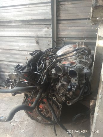 Двигатель 1МЗ(1MZ) хайлендер
