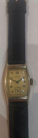 Позлатен механичен часовник Ancre Prima 15j