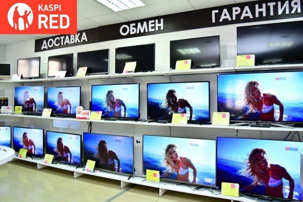 Телевизоры Samsung в Рассрочку через Каспи БАНК Гарантия год!KASPI RED Алматы - изображение 1