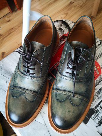 Pantofi din piele Musette nr41