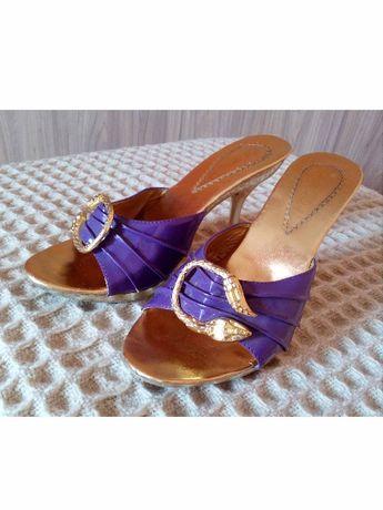 Лятни чехли и обувки
