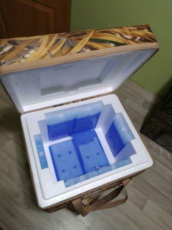 Термоконтейнер для перевозки продукта