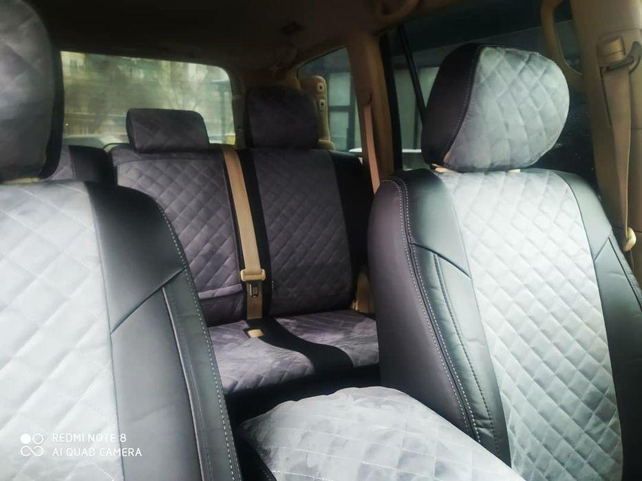 Авточехлы на Джипы натяжка пошив чехлов Караганда - изображение 1