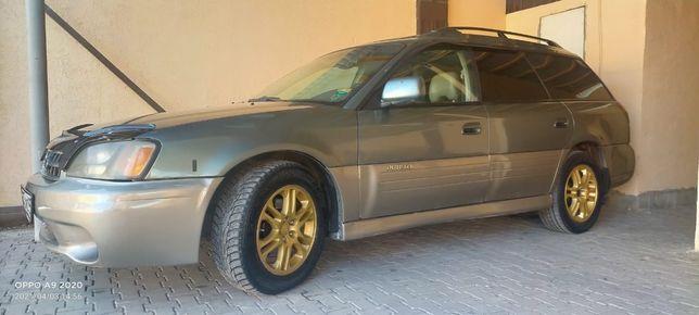 Авто Subaru Outback 3.0 Американец