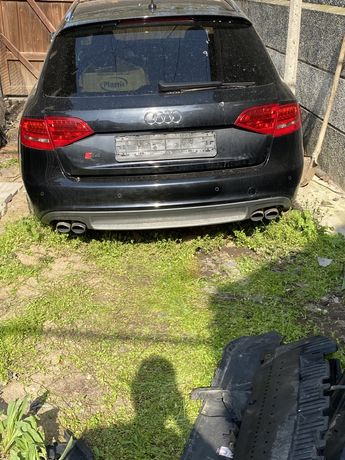 Audi S4 b8 2009 3.0 tfsi на части