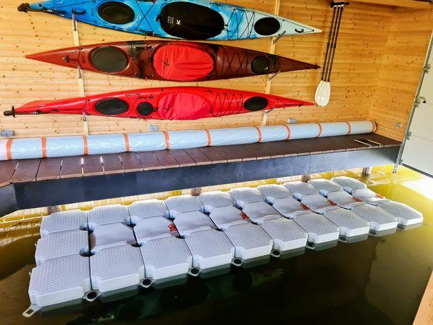 Ponton pentru Kayak