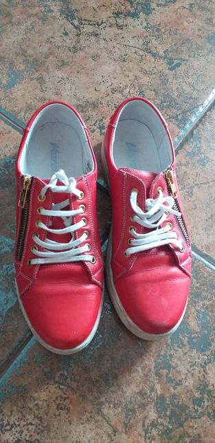 Vand pantofi piele