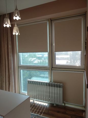 Жалюзи ролл шторы рол шторы москитные сетки Алматы