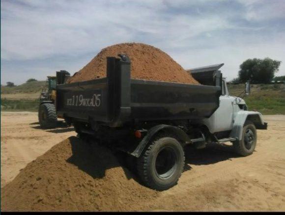 Доставка гравий, кз, щебень, уголь, песок, доставка угля, шлак, глина