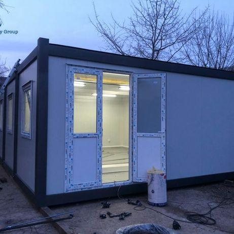 Vand si construim containare tip casuta/birou/garaj/etc