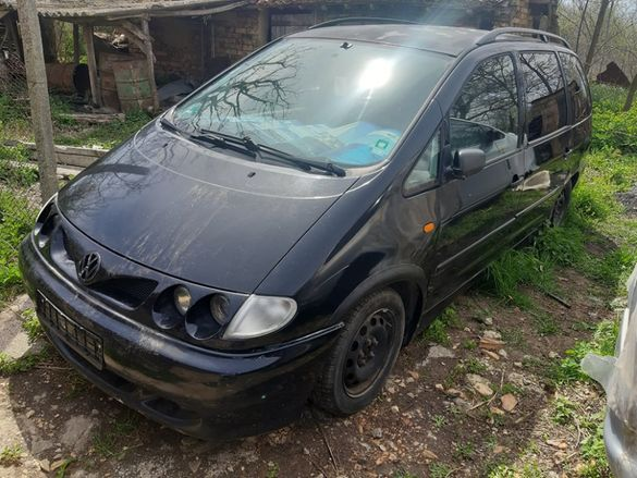 vw sharan 2.8 vr6 project zwo на части