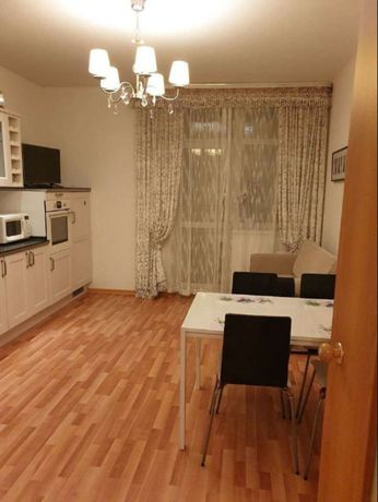 Сдаётся в аренду 2 комн квартира на Сатпаева -Розыбакиева,