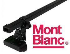 Bare portbagaj Mont Blanc BMW Seria 5 GT Seria 1 E87 F20 Seria 2 Coupe