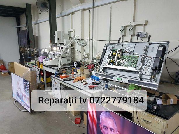 Reparatii SMART TV Bucuresti la domiciliu