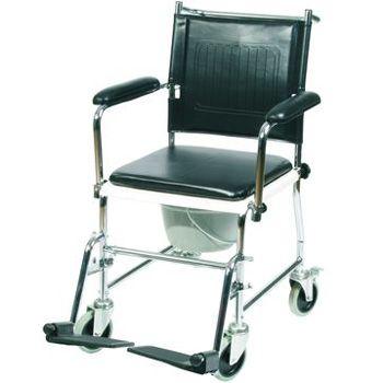 инвалиден тоалетен стол НОВ