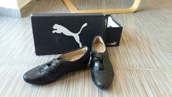 Puma The black label-ест.кожа 37номер