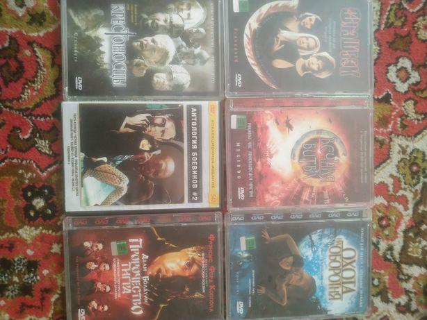 Пакет DVD дисков