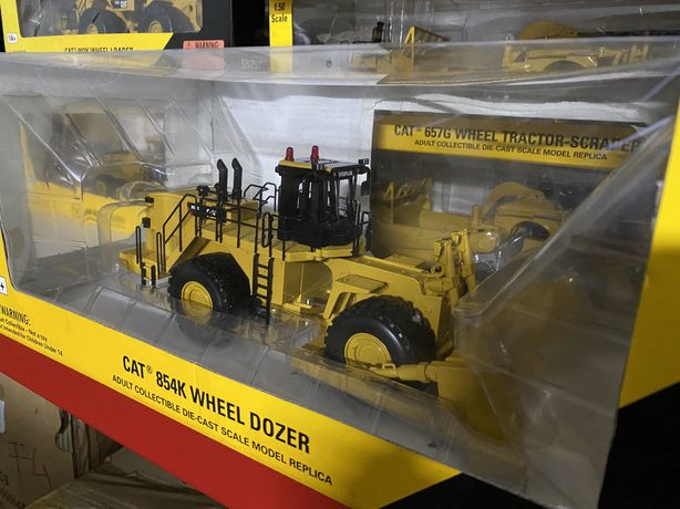 CAT jucarii XL machete profesionale metal buldozer excavator tractor