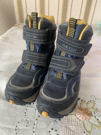 Ботинки димесезонныеGeox