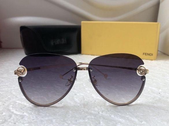 Fendi 2020 дамски слънчеви очила с лого