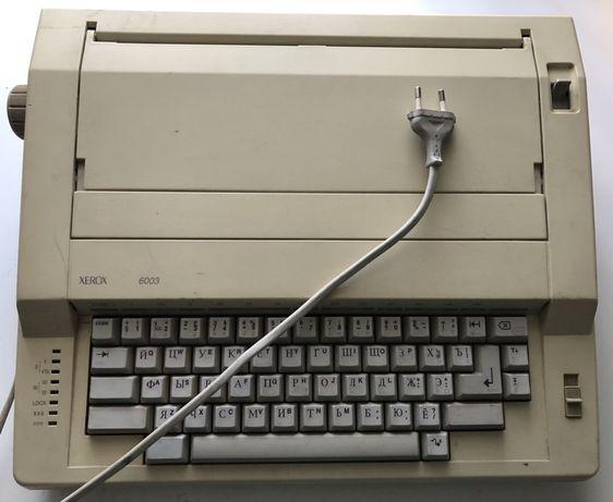 Продам печатную машинку Xerox 6003