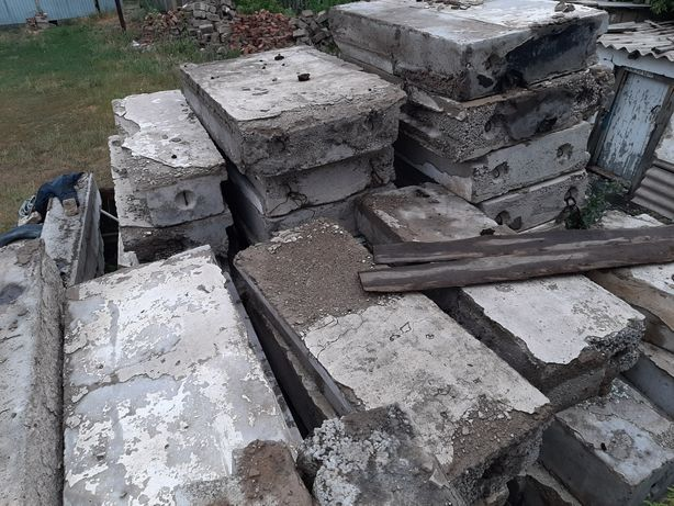 Стеновые и фундаментные блоки