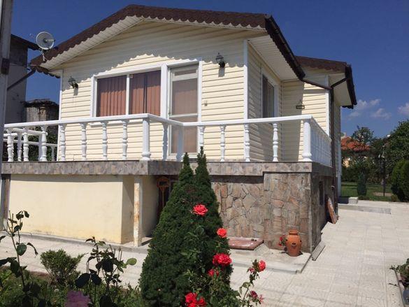 Прекрасна къща с панорама близо до София, гр. Долна баня