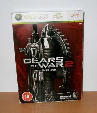 Gears of War 2 Limited Collector's Edition ,editie de colectie