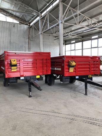 Remorca agricola 3/4/5 tone basculabila