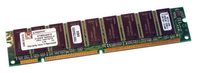 Memorie RAM 512Mb 133Mhz SDRAM PC133 DIMM