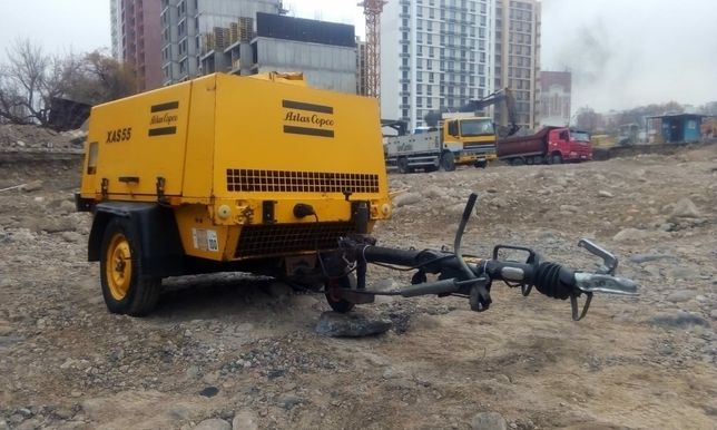 Аренда компрессора в Алматы скидки