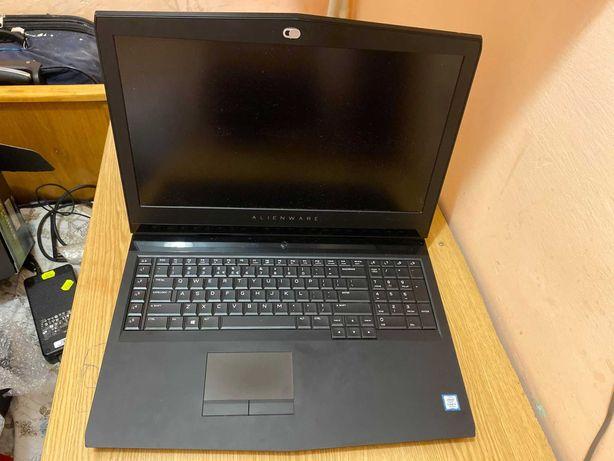 Dell Alienware 17 R4 / i7-7820HK / GTX 1080 DEFECT