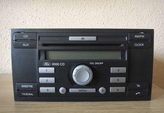 Radio CD player Ford 6000 CD