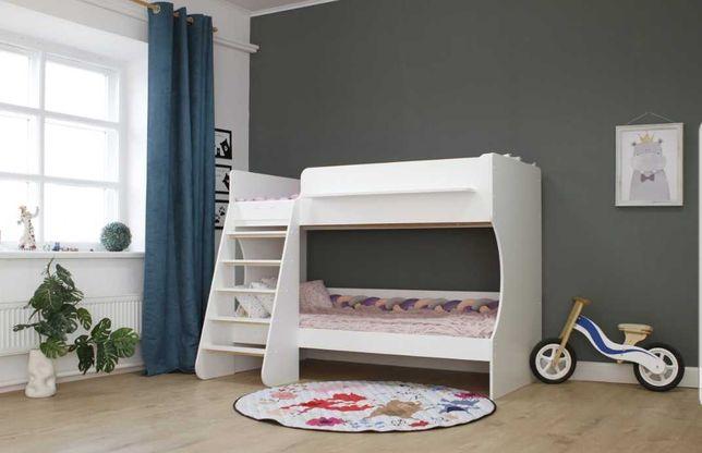 Двухъярусная кроватка Tomix Smart