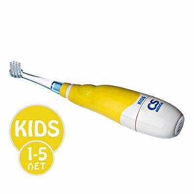 Детская электрическая звуковая зубная щетка CS Medica CS-561 Kids