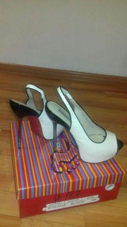 Срочно продам шикарную обувь от Саши Фабиани