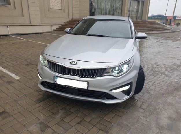 Kia K5 2018 корейская сборка