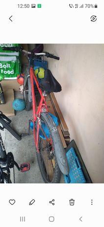 Bicicleta buna frâne schimbător funcționale