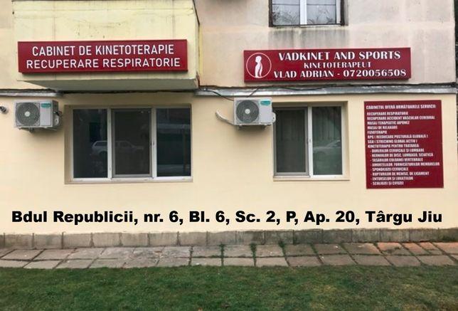 Ofer servicii de rec. post-COVID, kinetoterapie și masaj la domiciliu
